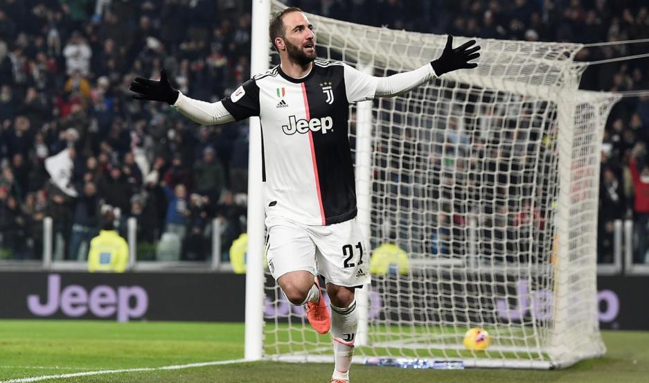 Higuaín está hoy en la Juventus y pese a que en Italia aseguran que volvería a River, desde el club casi que lo descartan.
