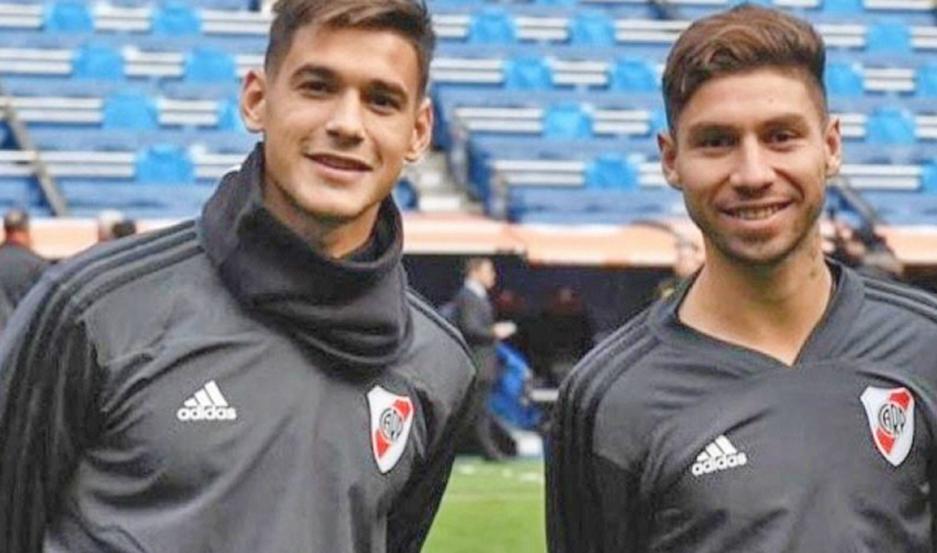 CHANCE. Martínez Quarta y Montiel podrían tener destino europeo.