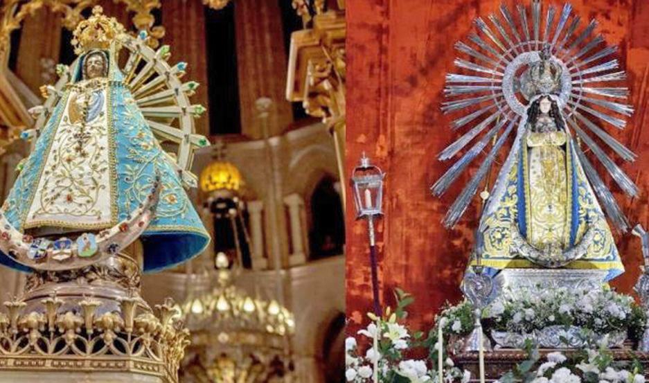 PRESENCIA. Se unirán los santuarios del Señor y la Virgen del Milagro y la basílica de Nuestra Señora de Luján.