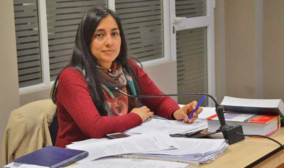 INVESTIGACIÓN. La Dra. Gómez Castañeda lleva adelante el caso.