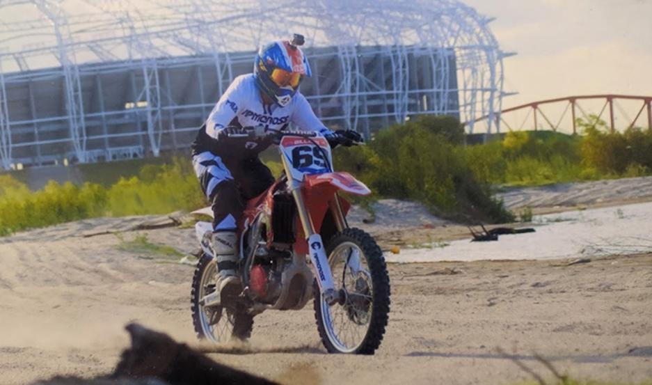 REGRESO El motocross es una de los deportes que podría retomar para cuando se levante la cuarentena.