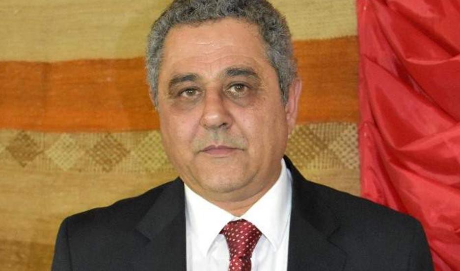 José Vittar, intendente de Campo Gallo.