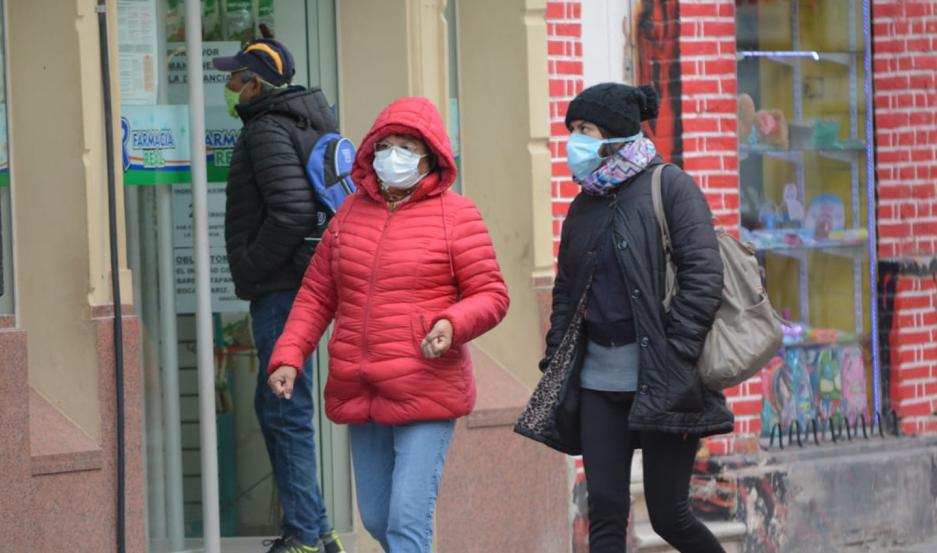 Se esperan temperaturas muy bajas.