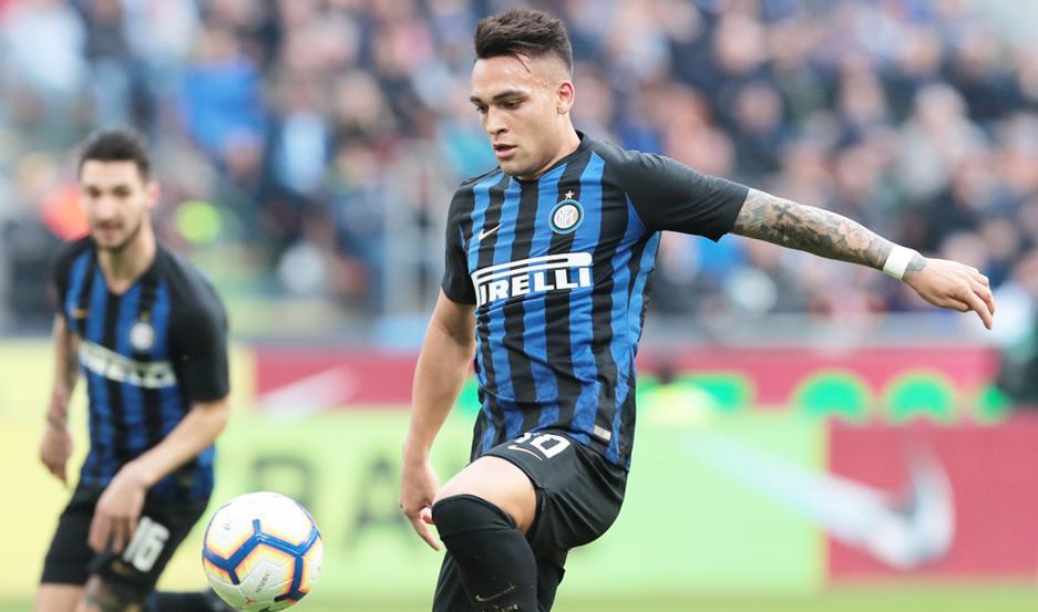 FIGURITA. Martínez es el jugador más buscado en Europa, pero el Inter ya sentó posición sobre una posible venta.