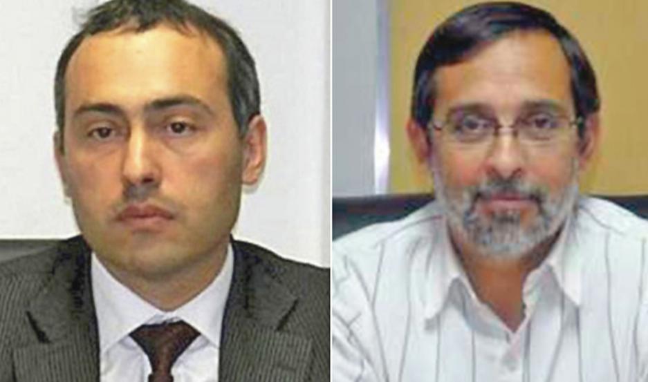 PROCESO. De Biase rechazó el acuerdo al que había llegado Rivarola con los imputados.