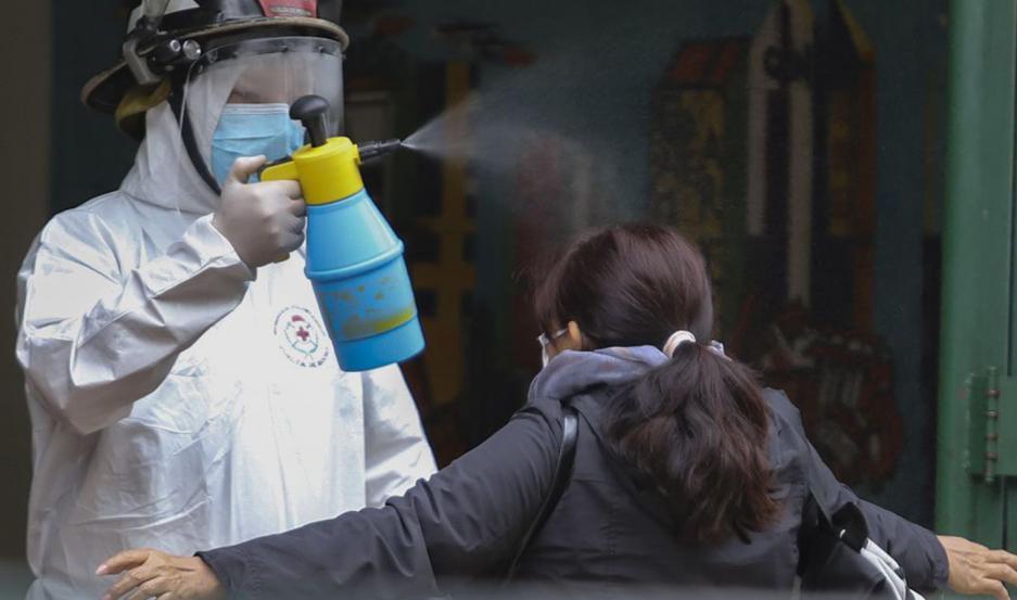 Siguen aumentando las víctimas por Coronavirus en el país.