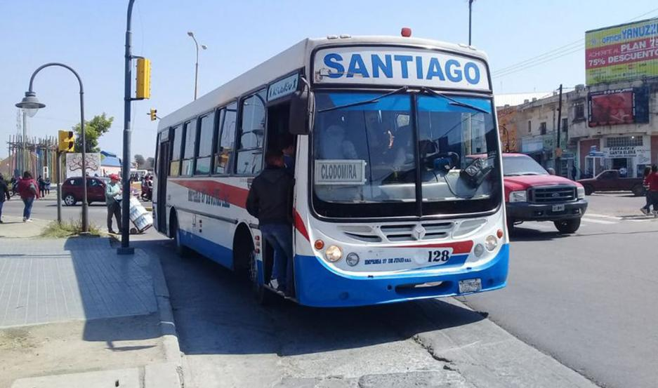 La empresa 27 de junio realiza recorridos interurbanos