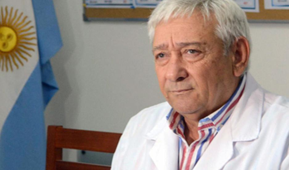 Dr. César Monti.