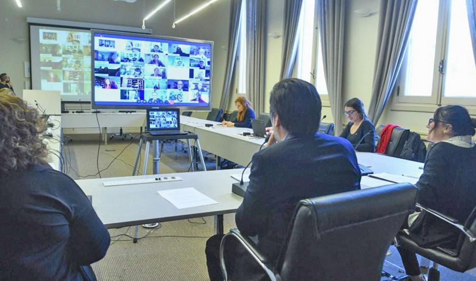 De manera virtual, los ministros de Educación de los 24 distritos, analizarán y aprobarán los protocolos.