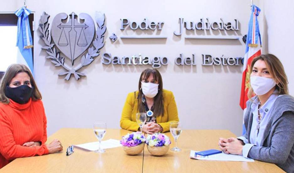 """Desde el Poder Judicial lanzaron el concurso denominado """"Capacitar fortalece la Justicia""""."""