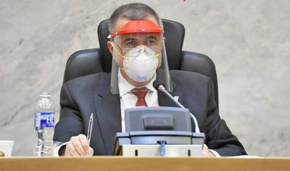El vicegobernador tucumano apoya la iniciativa.