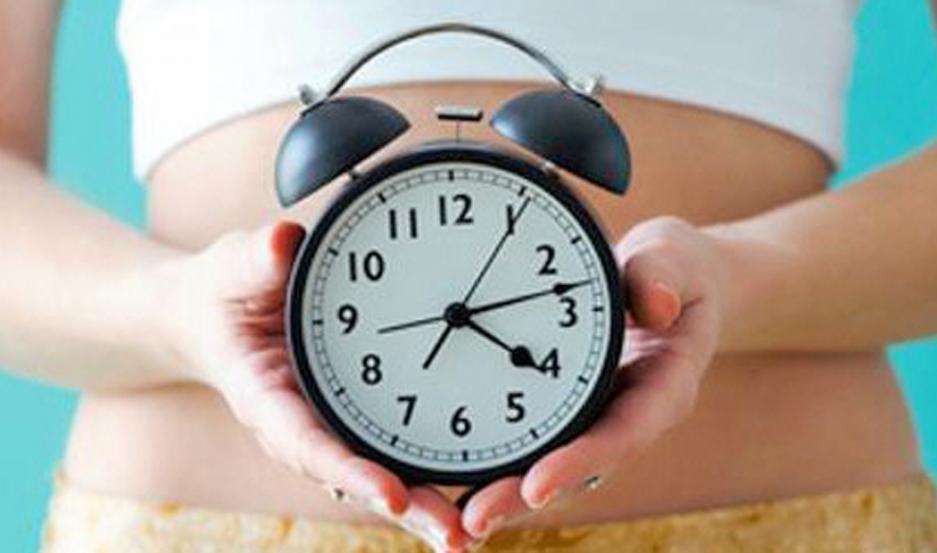 REACCIÓN. Los momentos de ansiedad o incertidumbre afectaron el normal desarrollo hormonal de las mujeres.