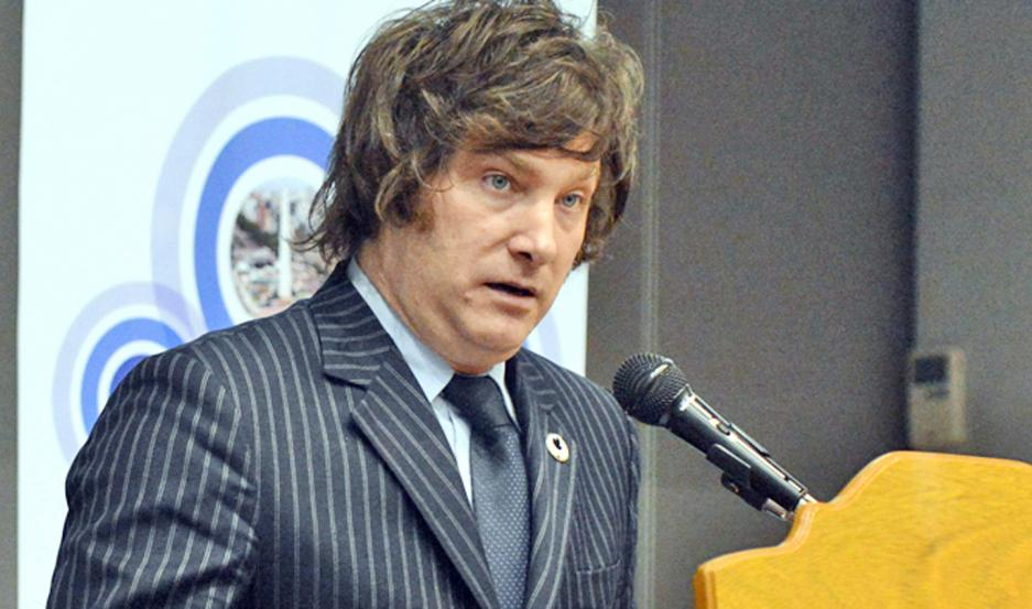 Grave pronóstico postpandemia para la Argentina avisora Milei.