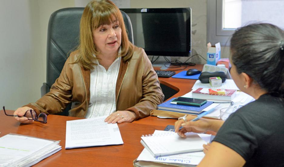 Intervino en el caso la Dra. Marta Elena Ovejero.
