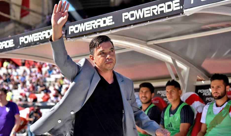 El entrenador Marcelo Gallardo atraviesa un gran momento en su carrera profesional. Bajo su conducción River Plate ganó casi todo.