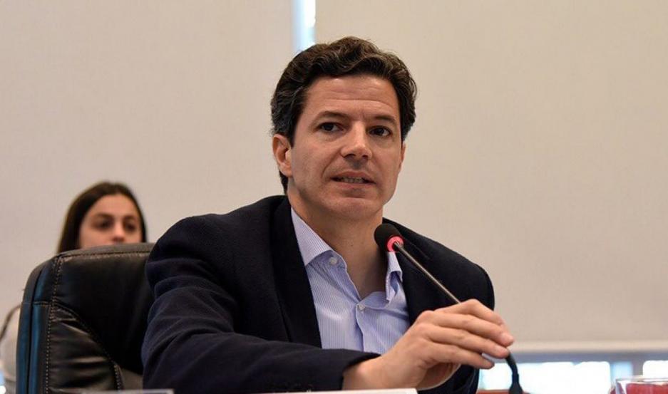 Luciano Laspina, legislador nacional del PRO.