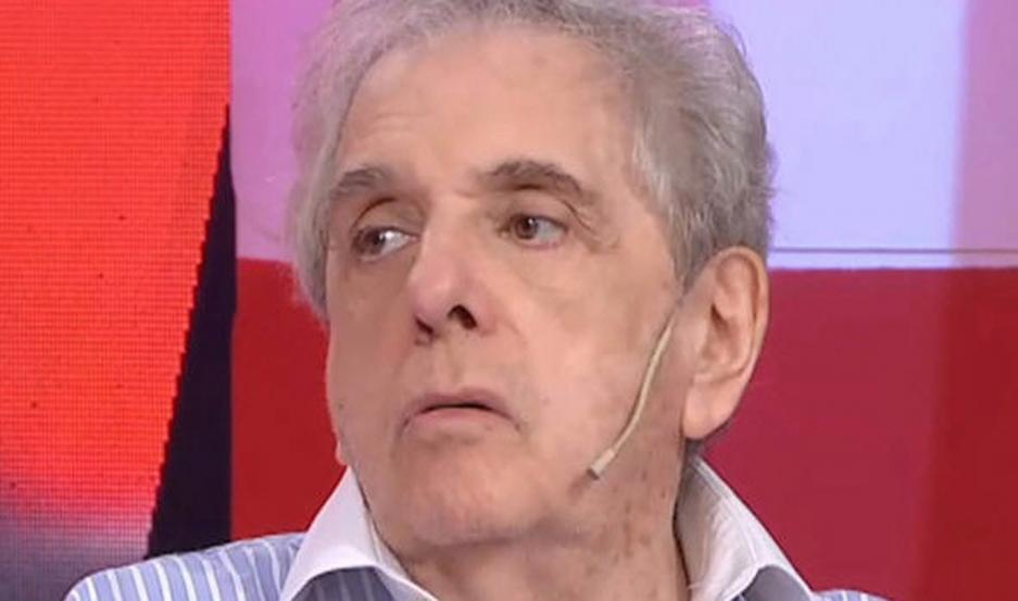 Gasalla desconfía de quienes gobiernan la Argentina.