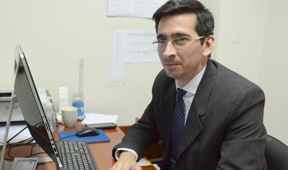 INSTRUCCIÓN. El Dr. Pablo Moya estuvo a cargo de la causa.