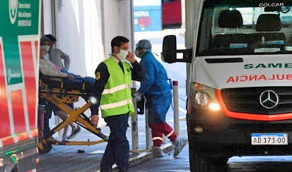 LAMENTABLE. Murieron 3.863 argentinos por coronavirus.