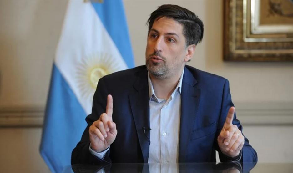 La medida fue acordada por el ministro de Educación Nicolás Trotta (foto), y los cinco gremios nacionales del sector.