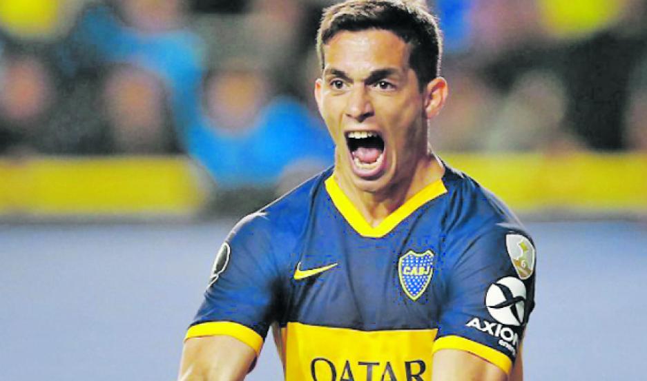 REFUERZO. Marcone es la obsesión de Independiente que trata de resolverlo con un trueque por Domínguez.