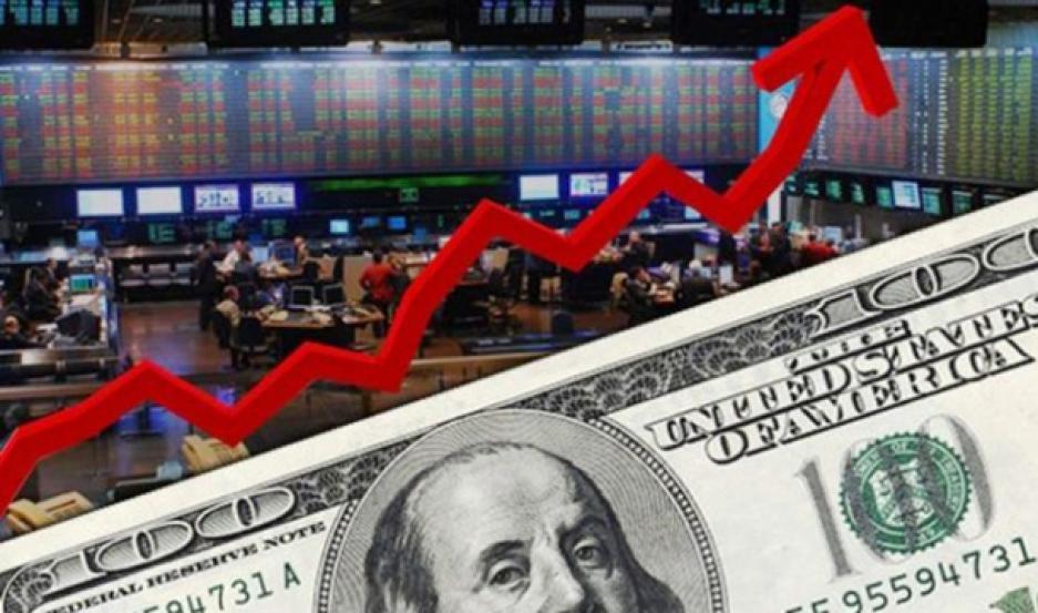 FIRME. La divisa estadounidense es la moneda de resguardo del poder adquisitivo de los argentinos, que se agiganta en épocas de crisis.