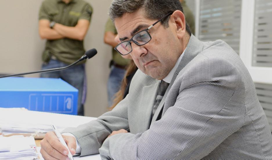 El Dr. Pedro Ibáñez pedirá la detención por 15 días.