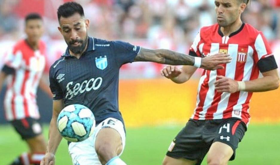 Rojas viene de jugar en Atlético Tucumán, pero tuvo un paso importante por River Plate y también estuvo en San Lorenzo.