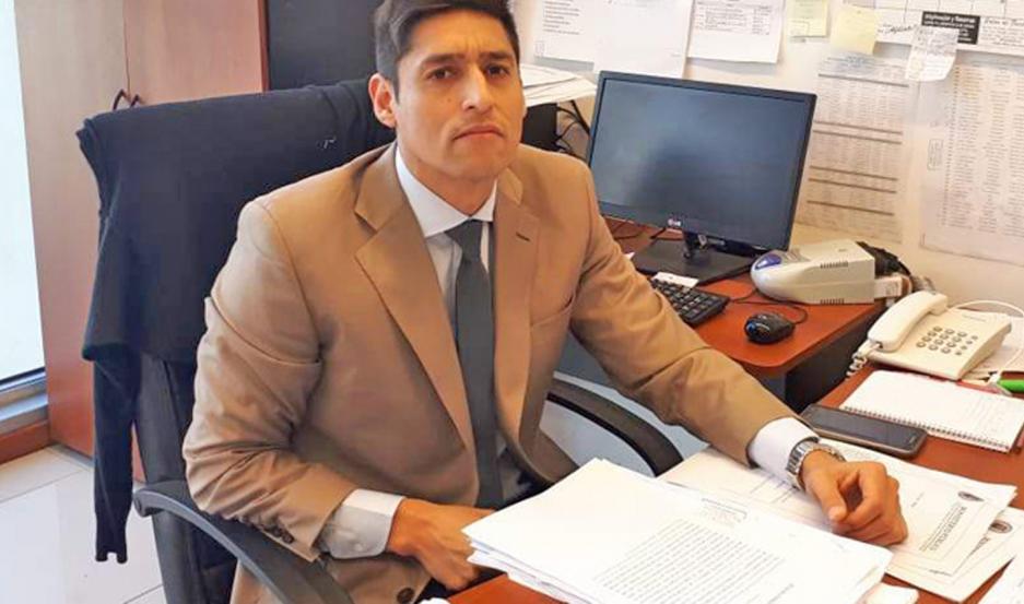 El fiscal Carlos Vega imputó al conductor del transporte y se apresta a indagarlo.