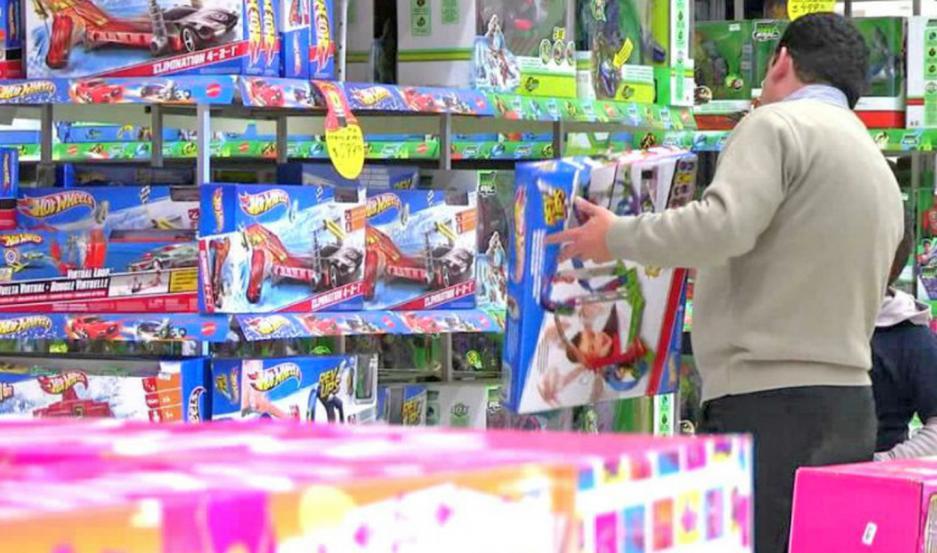 Las jugueterías locales prevén abrir en horario corrido desde el próximo 10 de agosto.