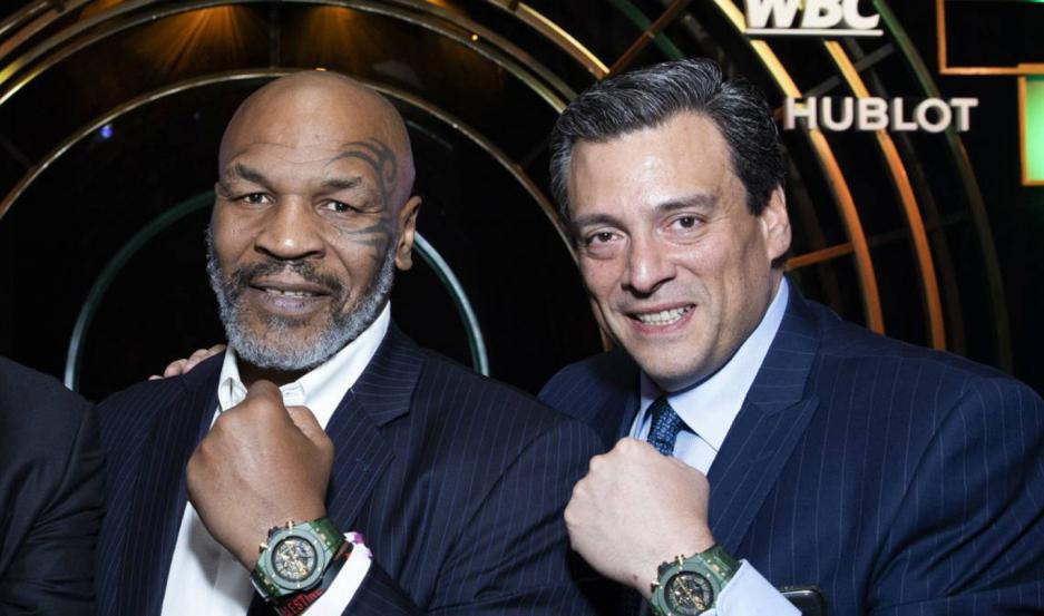 Mauricio Sulaiman cree que Mike Tyson y Roy Jones podrían hacerse daño en la pelea del 12 de septiembre.