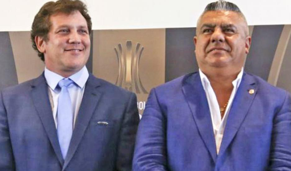 El presidente de la AFA, Claudio Tapia, será uno de los participantes en la reunión con Domínguez.