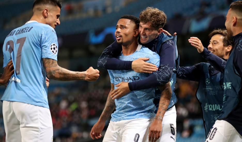 Manchester City ganó 2-1 al Real Madrid