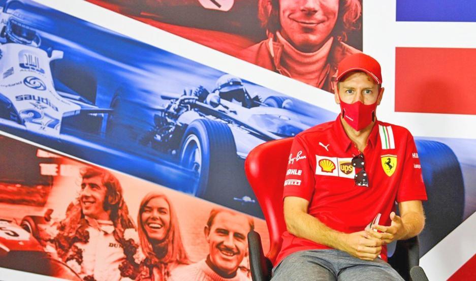 Vettel no seguirá en Ferrari e incluso podría alejarse de la Fórmula 1, según sus propias declaraciones en conferencia.