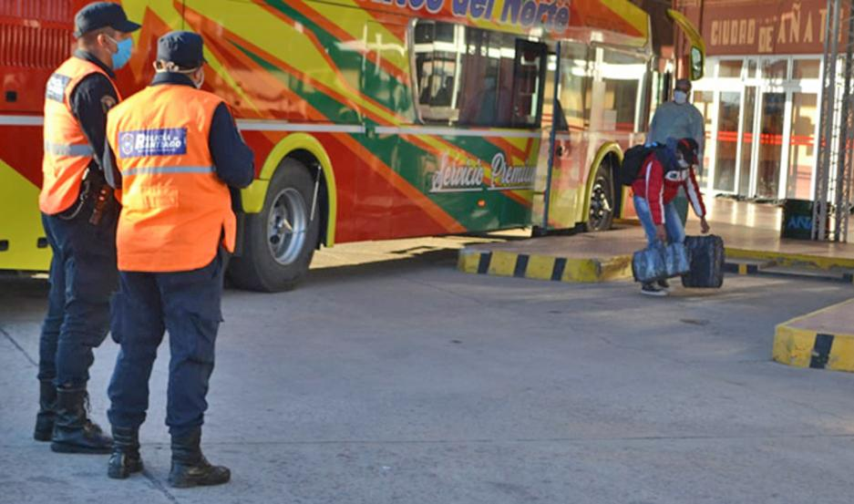 La Dirección General de Transporte de la Provincia informó acerca de la restricción en el servicio.