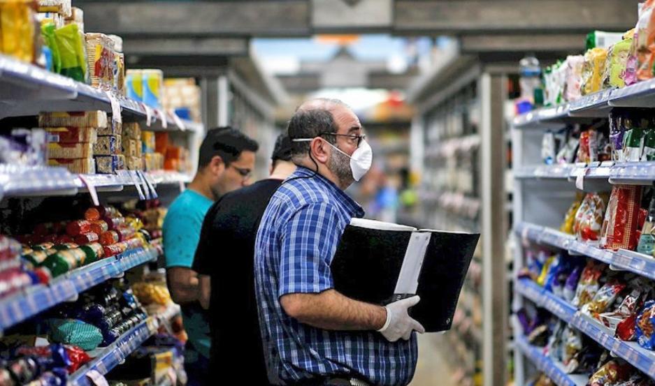 El séptimo mes cerró con una disminución en la demanda de alimentos y de bebidas.