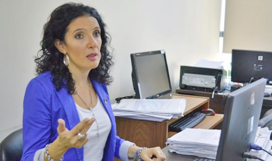 INTERVENCIÓN. La Dra. Norma Matach dispuso las medidas.