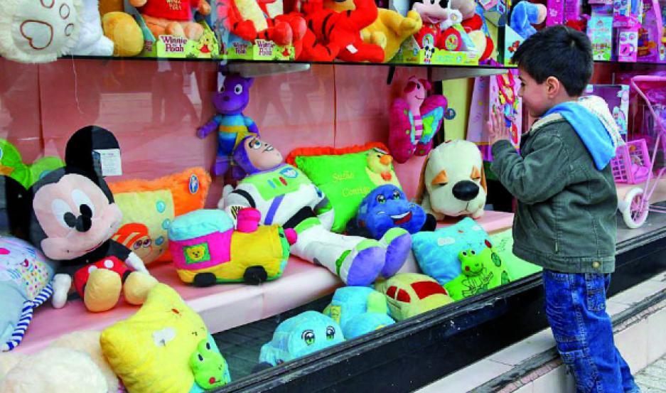 Los juguetes serán un 40% más caros — Día del Niño