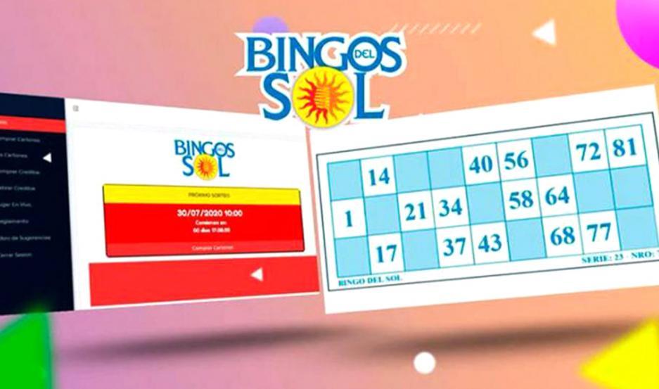 Los sorteos son a las 15, 16.30 y 17.15 horas.