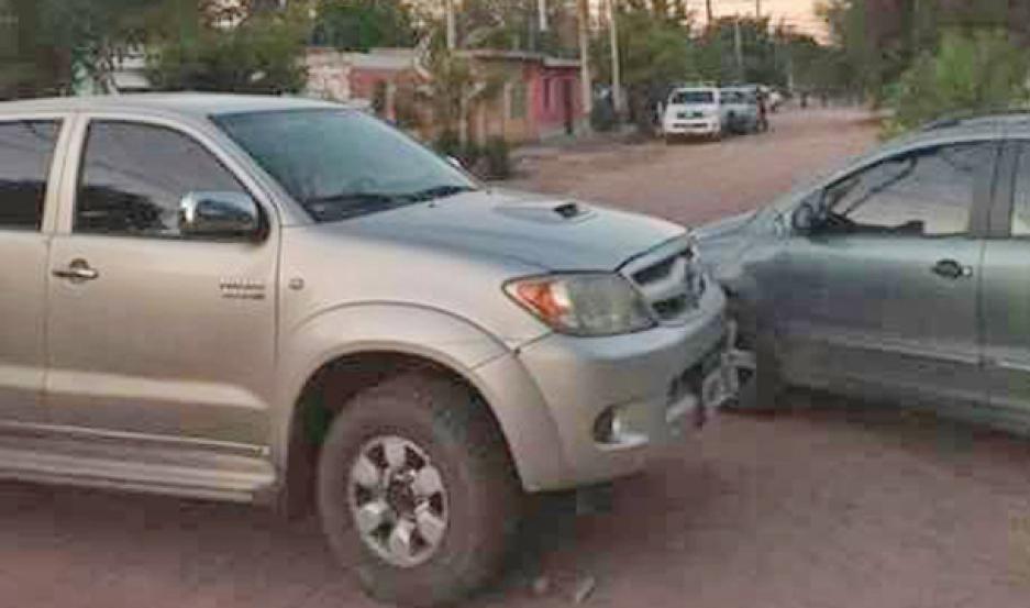 APRESADO. El acusado fue atrapado por la policía, tras atacar por segunda vez a su ex esposa.
