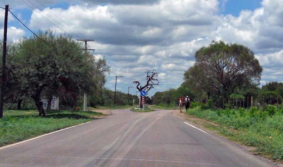 AISLAMIENTO. Pidieron a los habitantes evitar los viajes a los departamentos Capital y Banda, lugares en los que se concentran más casos.