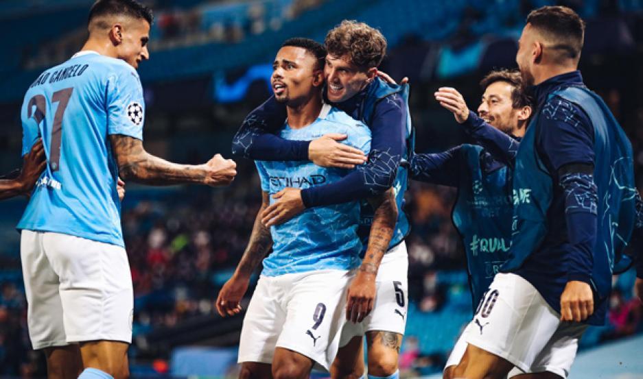 OPORTUNIDAD. El Manchester City se medirá ante un equipo que, en los papeles, es inferior. Lyon, va por la hazaña ante los de Guardiola.