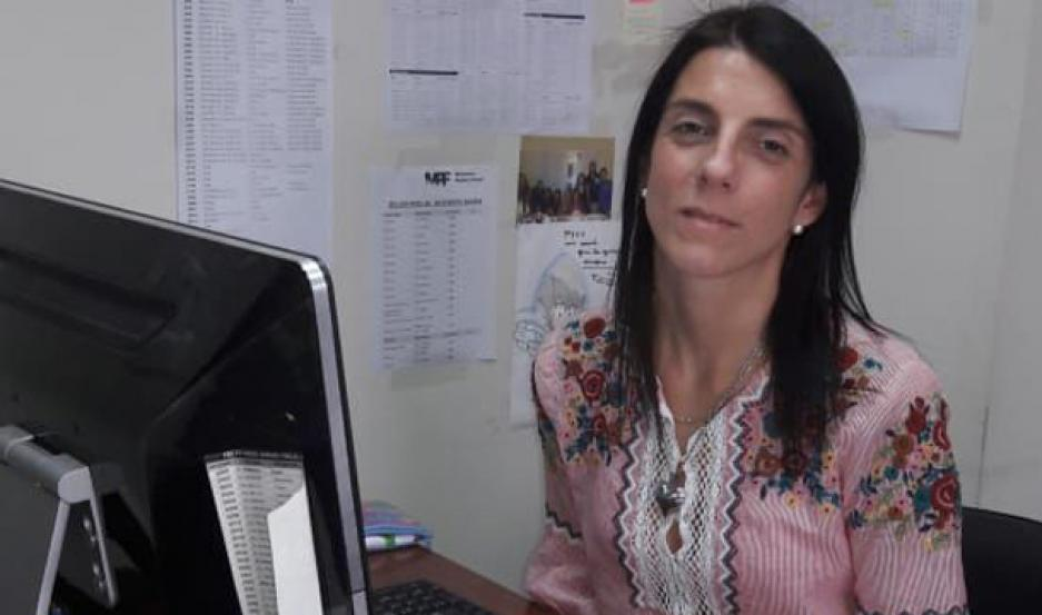 FISCAL. En la causa interviene la Dra. María del Pilar Gallo.