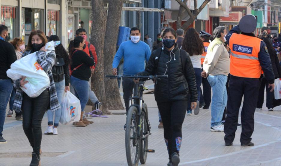 SITUACIÓN. El total acumulado es de 249 casos desde el comienzo de la pandemia.