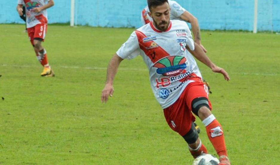 ACUERDO. El volante Jonathan Duche será jugador de Mitre, al igual que Hernán Tifner.