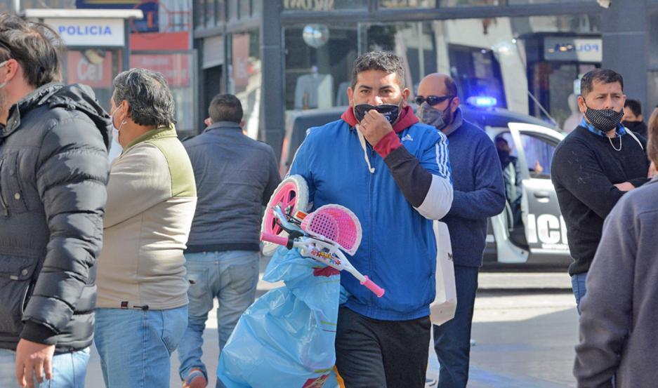 Argentina registró un nuevo récord de fallecimientos por coronavirus