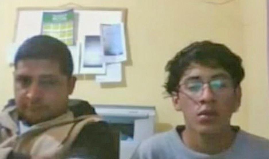 Los dos jóvenes quedaron libres, pero con reglas de conductas.