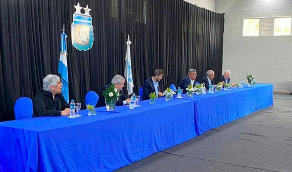 Anoche se realizó una nueva reunión de Comité Ejecutivo.