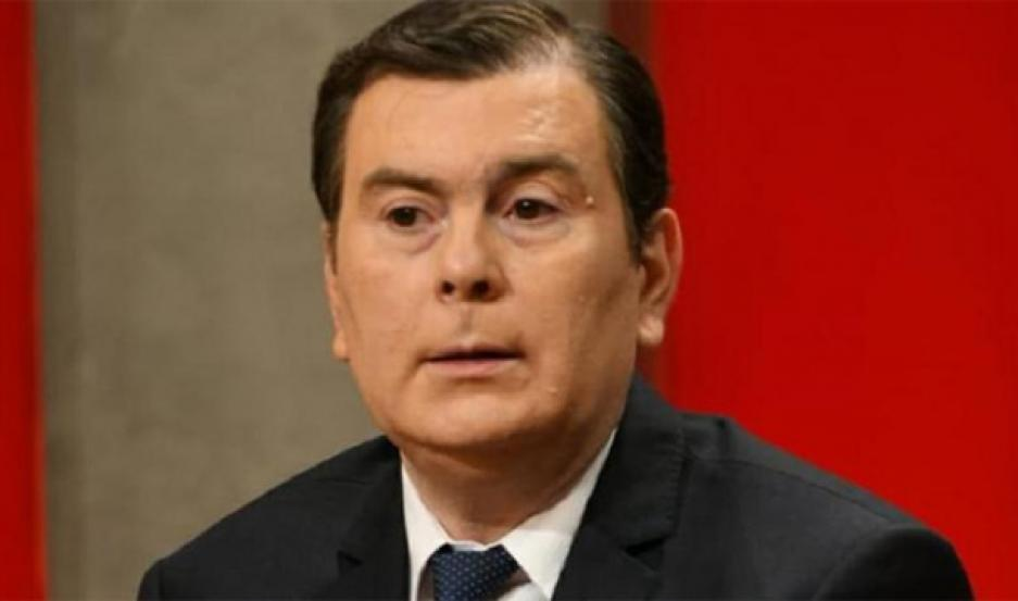 Gobernador Gerardo Zamora.