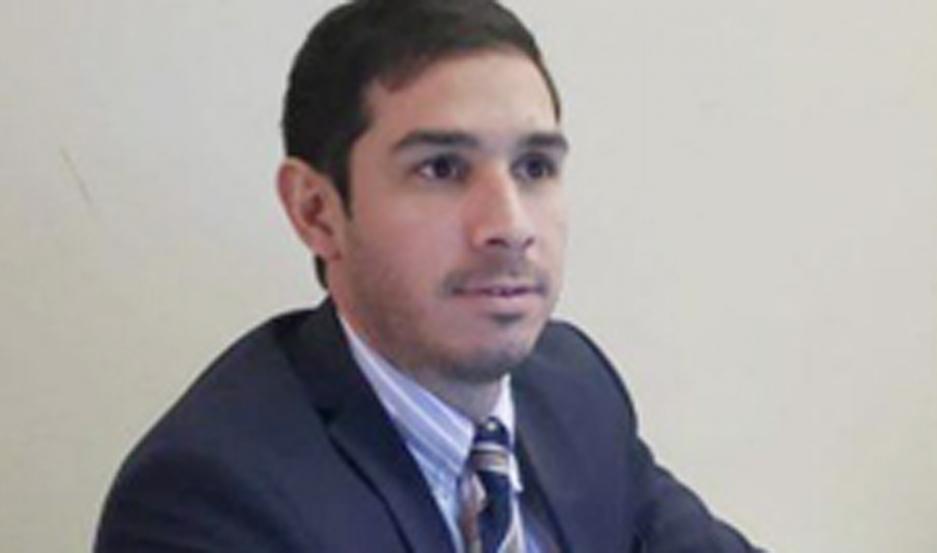 El fiscal Gustavo Benjamín Zavalía lleva adelante el caso.